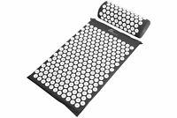 ProSource Acupressure Mat Pillow Set Back/Neck Pain Relief Muscle Relaxation