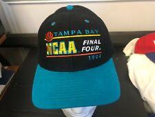 NCAA Basketball Tournament 1999 final four snapback hat Tampa bay