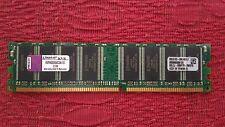 Kingston KVR400x64c3a/1g SDRAM usata