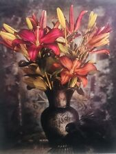 Bird and Blooms 1st place Best Of Show in Photographs Expo New Mexico 2014