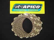KTM SX150 SX144 2007-2018 Apico Clutch Fibre Plates Friction Plates FP100-7