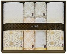 Imabari Sansui towel set Img61800 made in Japan Free shippinng
