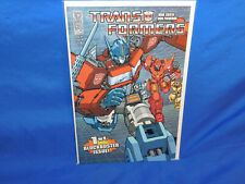 The Transformers #1 (2009) - IDW Comics Cover A MIke Costa Art VF/NM