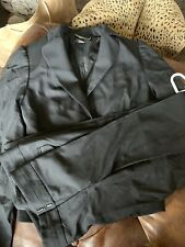 Laundry Black Light Wool Women's Suit Size 2