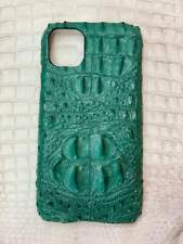 Crocodile Pattern Leather Protective Phone Case Cover (any colors, sizes)