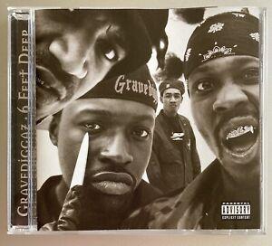 6 Feet Deep by Gravediggaz (CD, 1997) Rza, Prince Paul, 90's Hip Hop