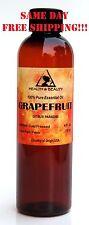 GRAPEFRUIT ESSENTIAL OIL AROMATHERAPY 100% PURE NATURAL 4 OZ