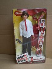 High School Musical 3 HSM Graduation Day Troy Boy Ken Doll 2008 Mattel Disney