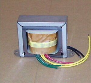 Hi Power A B C vacuum tube radio battery eliminator AC power supply transformer
