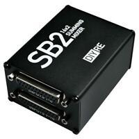 SB2 16x2 Passive Summing Mixer | 10k Ohm Balanced Inputs & XLR Outputs