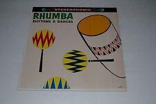 Rhumba Rhythms & Dances - Palace Stereo PST-693  Latin Percussion FAST SHIPPING!