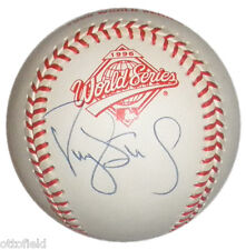 DARRYL STRAWBERRY SIGNED 1996 WORLD SERIES OFFICIAL RAWLINGS BALL NY YANKEE METS