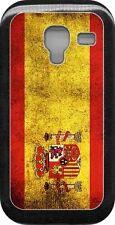 funda carcasa dura case Samsung galaxy ace 2 bandera espana