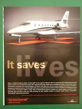 9/2006 PUB GROB AEROSPACE AVION SPn AIRCRAFT FLUGZEUG MEDEVAC AMBULANCE EMS AD