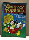 ALMANACCO TOPOLINO - APRILE 1970 [fumetto, albi d'oro, n.160, walt disney]