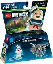 LEGO DIMENSIONS FUN PACK 71233 GHOSTBUSTERS STAY PUFT TERROR DOG NEW LA029