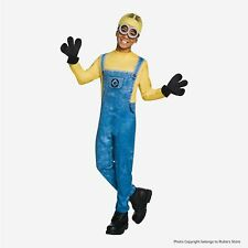 Rubie's IT630724 Kids' Costume, Blue & Yellow, S, Ages 3-4