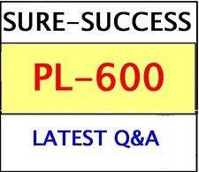 PL-600 EXAM Q&A -MS Power Platform Solution Architect -LATEST