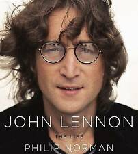 John Lennon: The Life by Philip Norman (CD-Audio, 2008)