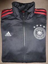 Adidas DFB Premium Anthem Jacke Germany schwarz black size M Track Top Jacket