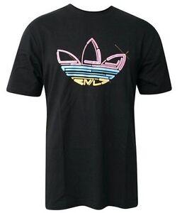 Tee Shirt ADIDAS ORIGINALS 80s tee M  Noir   T : S NEUF