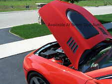 Chevy Camaro Heat Extractor Hood With Functional Vents 2010-13 RK Sport 40011110