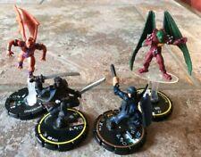 Figuras Heroclix Marvel Juegos por Wizkids Lote Mixto De 4