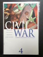 CIVIL WAR #4 MARVEL COMICS 2006 NM+