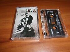 Expose by Exposé (Cassette, Nov-1992, Arista Records)