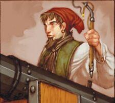 Pirates of Davy Jones Curse - #125 Cannoneer Spanish