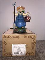 "Jim Shore Cat ""Spring Ahead To Summer Fun"" Figurine"