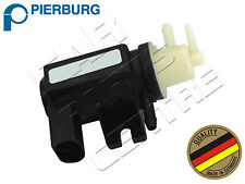 FOR 1.9 2.0 TDI PRESSURE CONVERTER VALVE / BOOST CONTROL SOLENOID 1J0 906 627 A