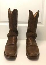 Los Altos Men's Boots Brown Western Wear Cowboy Boots Size 8 D