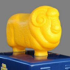 GOLDEN FLEECE RAM A PETROL BOWSER PUMP GLOBE REPO MARINO SHEEP LIGHT SHED SIGN !