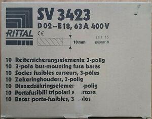 RITALL SV 3423 D02-E18,63A 400V -  NEU / OVP  worldwide shipping, RECH