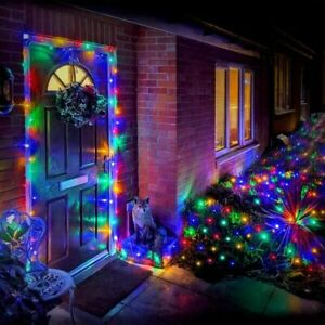 Christmas LED String Fairy Lights Waterproof Wedding Party Outdoor Indoor Decor