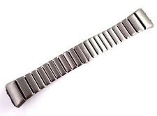30 mm NOS Nike Matte Silver Metal Watch Band