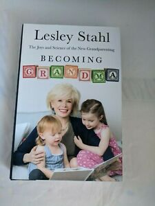SIGNED- 2nd Printing Becoming Grandma: The Joys and Science of the New...LN