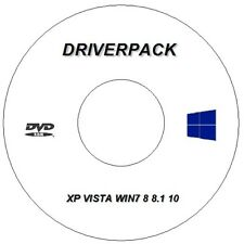 NEW Windows Driver Pack 2016 PC LAPTOP Drivers FOR WIN 7 8 8.1 10 ON CD / DVD