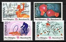 Spain - 1989 Olympic games Barcelona (II) - Mi. 2875-78 MNH