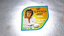 '70 ADESIVO SUPERGA -TENNIS ADRIANO PANATTA