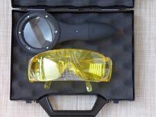 Set UV Lampe UV Brille zur Lecksuche diagnose Klimaanlage Bright Magnifier