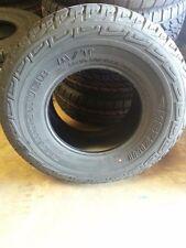 FOUR 31/10.50R15LT, 31x10.50x15  Mazzini Giantsaver Black Wall Truck Tires