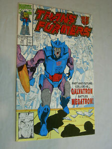 The Transformers #78 F/VF Scarce later issue Galvatron