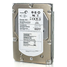 "IBM NetApp 45E7977 Seagate 3.5"" 450GB 15K SAS 16MB 6Gbps Hard Drive ST3450857SS"