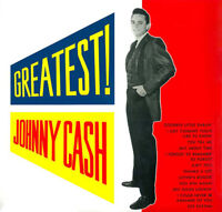 Johnny Cash ‎– Greatest! Vinyl LP Dol 2014 NEW/SEALED