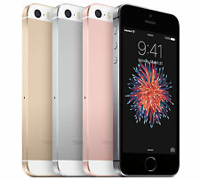 APPLE IPHONE SE 16GB GOLD, SPACEGRAU, SILBER, ROSE GOLD - NEUWERTIG - SMARTPHONE