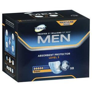 Tena Men Pads Level 3 8 Pack