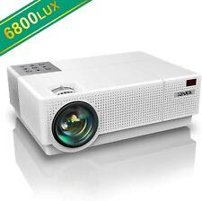 YABER Projector 6800 Lumen 1920x1080P Native Full Hd Projectors, ±45° 4D Digital