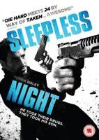 Sleepless Noche (O Nuit Blanco) DVD Nuevo DVD (ICON10246)